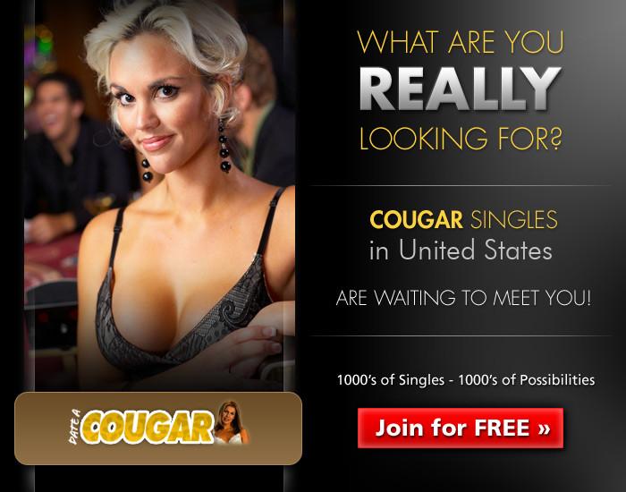 Cougar Singles