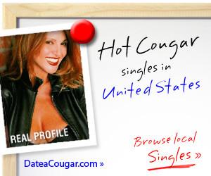 Date A Cougar